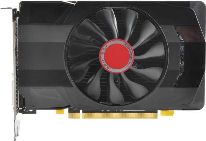 XFX Radeon RX 560 Single Fan OC 2GB
