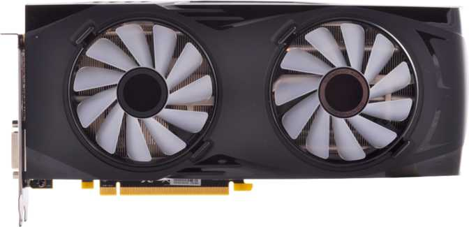 XFX Radeon RX 580 GTR-S Black Edition 8GB