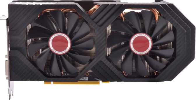 XFX Radeon RX 580 GTS Black Core Edition