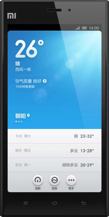 Xiaomi Mi3