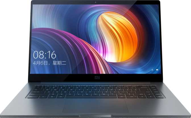 "Xiaomi Mi Notebook Pro 15.6"" Intel Core i7-8550U 1.8GHz / 16GB / 256GB SSD"