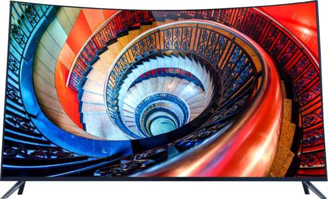 """Xiaomi Mi TV 3s 65"""" Curve"""