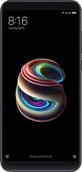 Xiaomi Redmi Note 5 (Qualcomm Snapdragon 625)