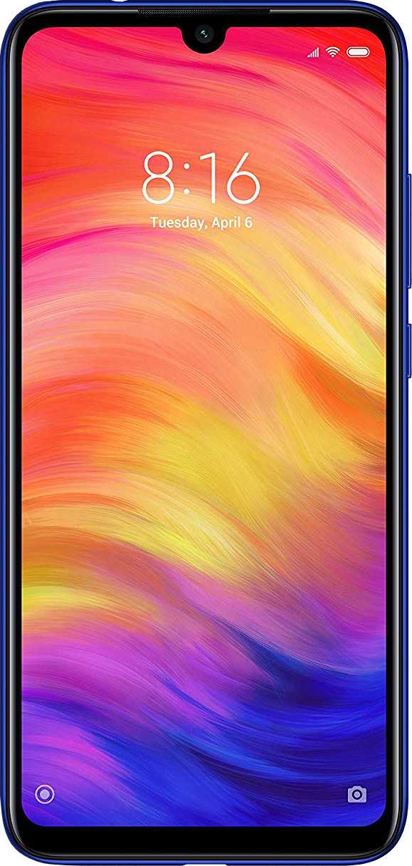 ≫ Realme 3i vs Xiaomi Redmi Note 7 Pro: What is the difference?