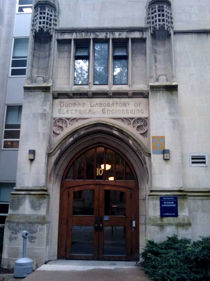 Yale Faculty of Engineering