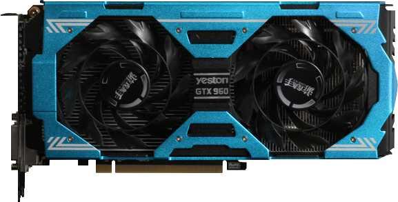 Yeston GeForce GTX 960 Game Ace