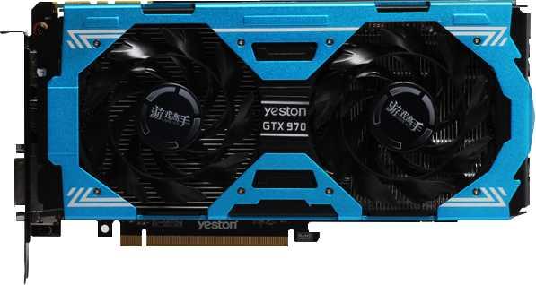 Yeston GeForce GTX 970 Game Ace