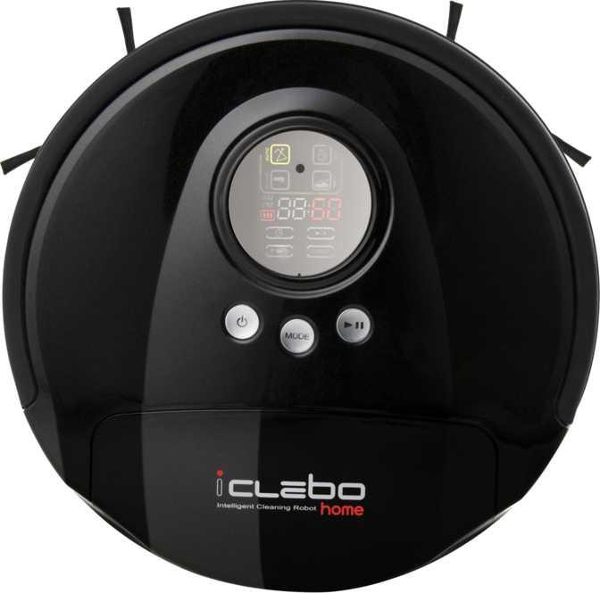 Yujin Robot iClebo Home
