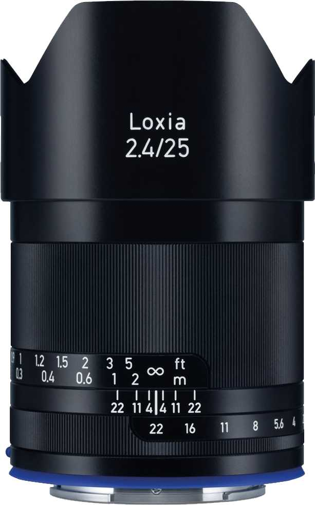 Zeiss Loxia 25mm f/2.4