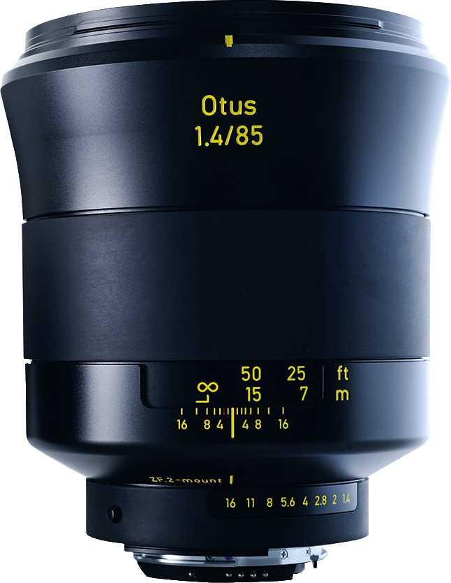Zeiss Otus 85mm F/1.4 ZE