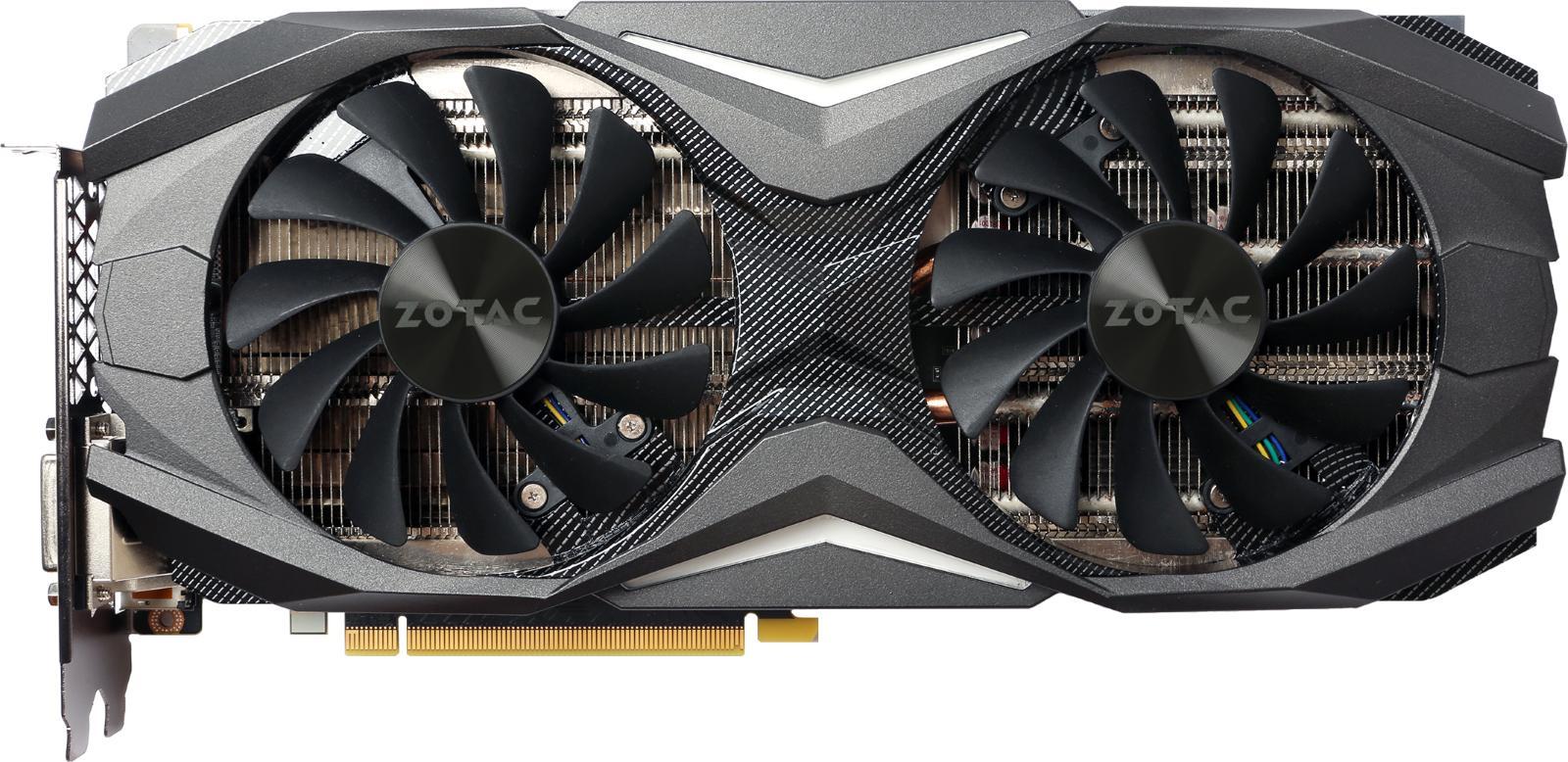 Zotac GeForce GTX 1070 AMP! Edition
