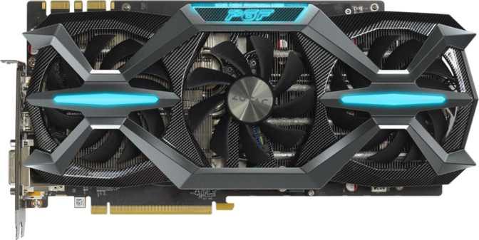 Zotac GeForce GTX 1070 Ti PGF
