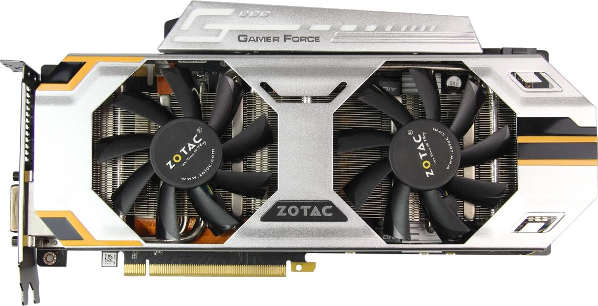 Zotac GeForce GTX 770 Extreme Edition