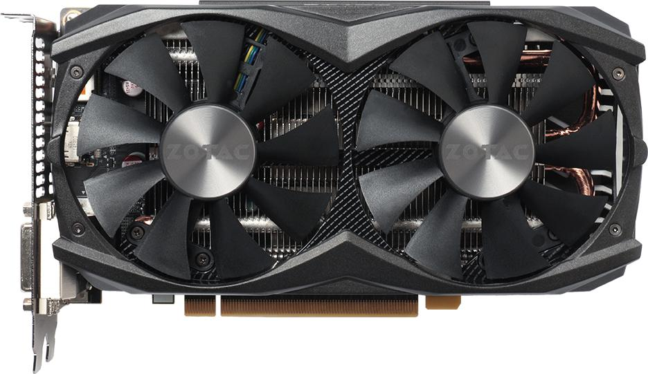 Zotac GeForce GTX 950 AMP!
