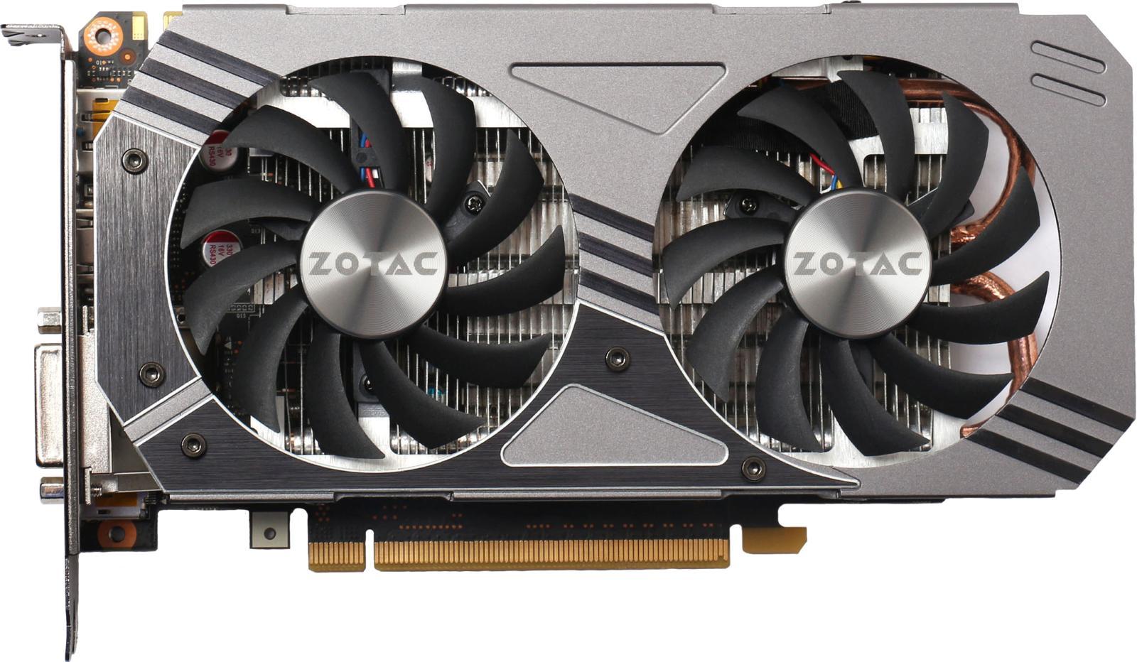 Zotac GeForce GTX 950 OC
