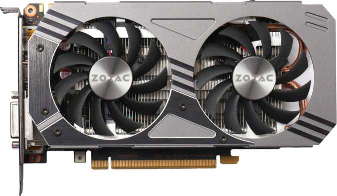 Zotac GeForce GTX 950 OC
