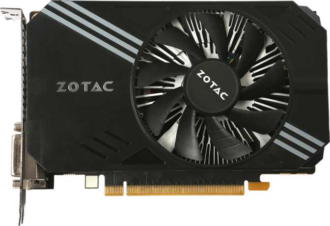 Zotac GeForce GTX 950