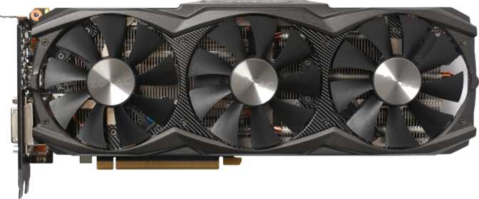 Zotac GeForce GTX 970 AMP! Extreme Core