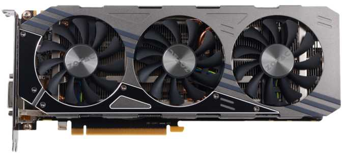 Zotac GeForce GTX 970 AMP! Omega Core