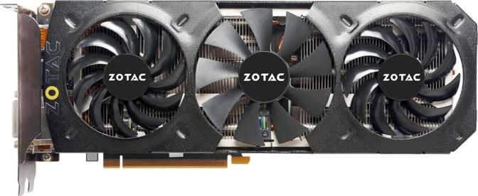 Zotac GeForce GTX 970 AMP!
