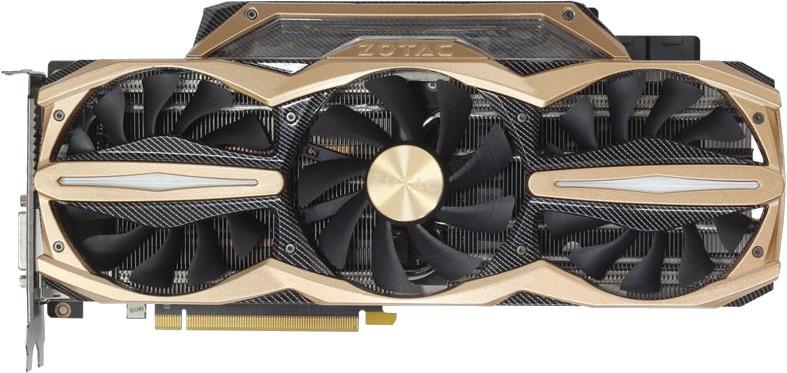 Zotac GeForce GTX 970 Extreme Edition OC