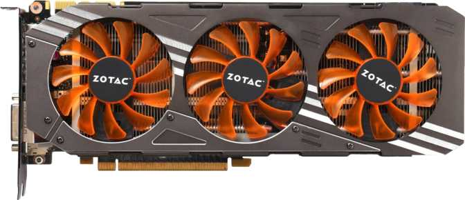 Zotac GeForce GTX 980 AMP!
