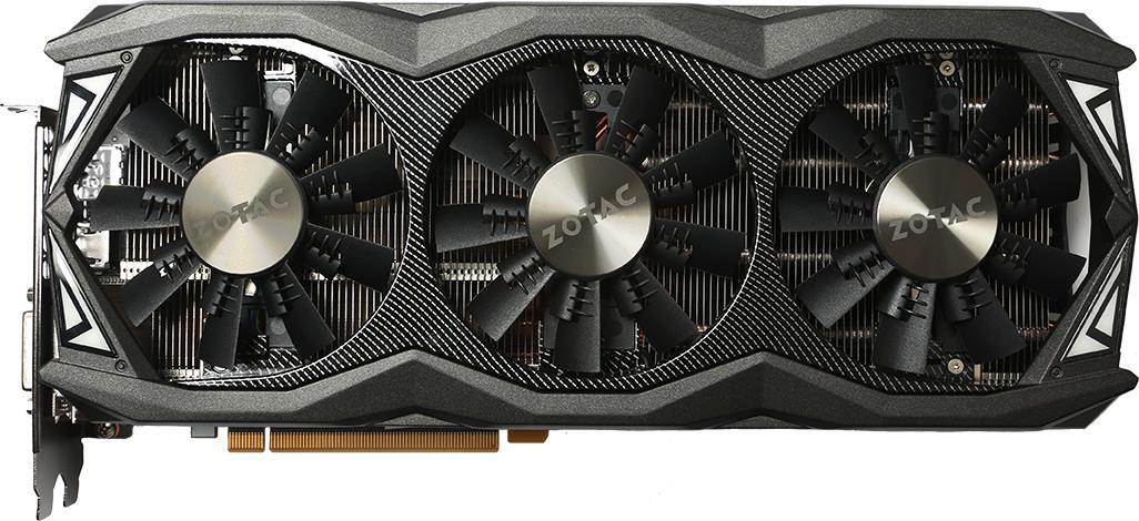 Zotac GeForce GTX 980 Ti AMP! Omega