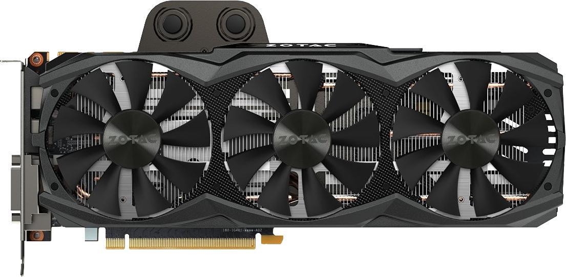 Zotac GeForce GTX 980 Ti ArcticStorm