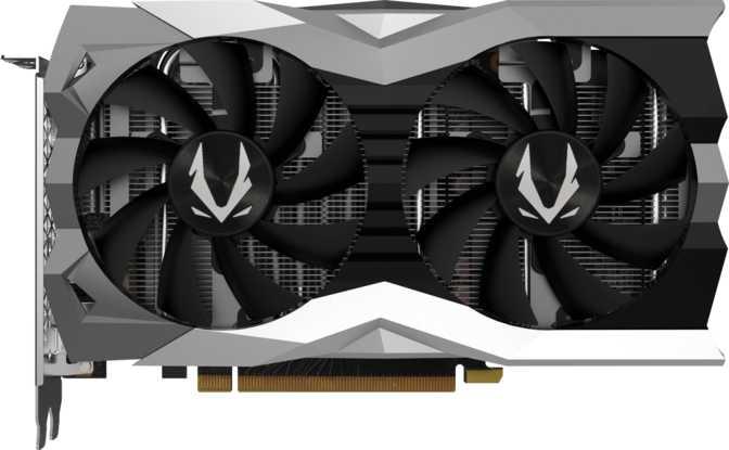 Zotac GeForce RTX 2060 Twin Fan Gaming