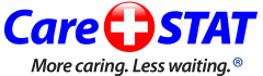 Carestat urgent care logo
