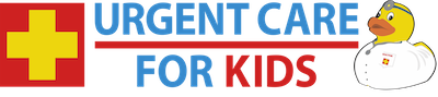 Urgent care for kids homepage