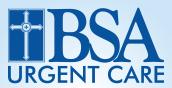 Bsa urgent care