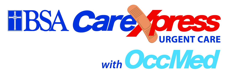 Bsacarexpressoccmed logo