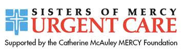 Sisters of mercy uc logo