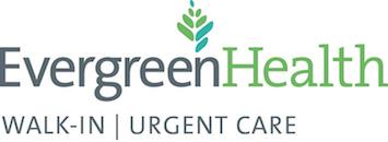 New evergreen health logo