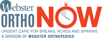 Webster ortho now logo