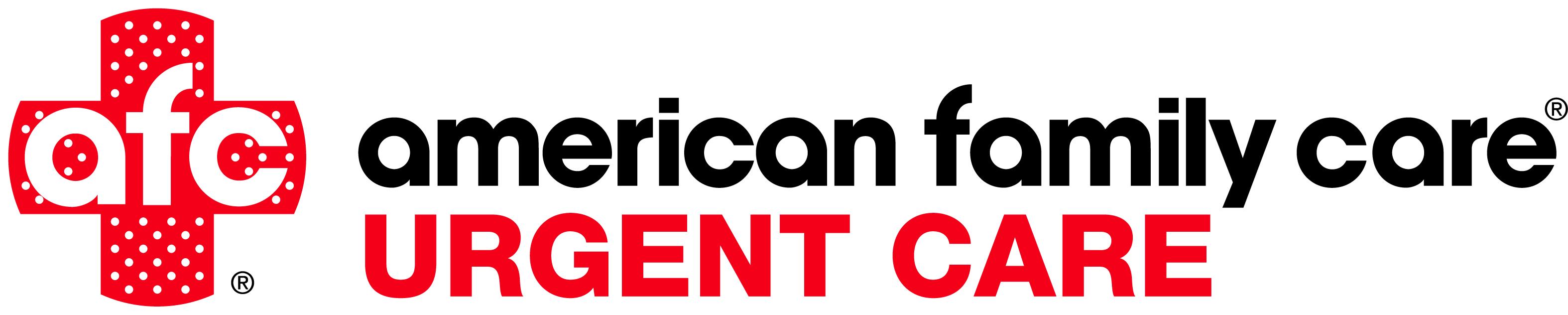 Afc urgent care logo horizontal