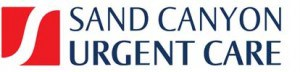 Sand canyon urgent care web logo