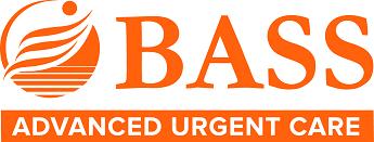 Bass urgent care logo orange pms 25