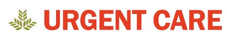 Urgent care logo nghs