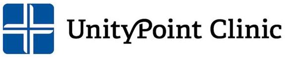 Unitypoint clinic logo at 100