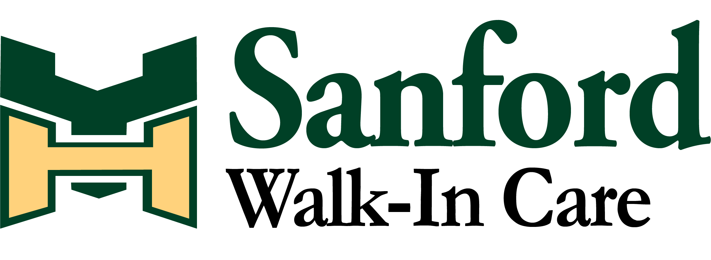 Walk in care sanford