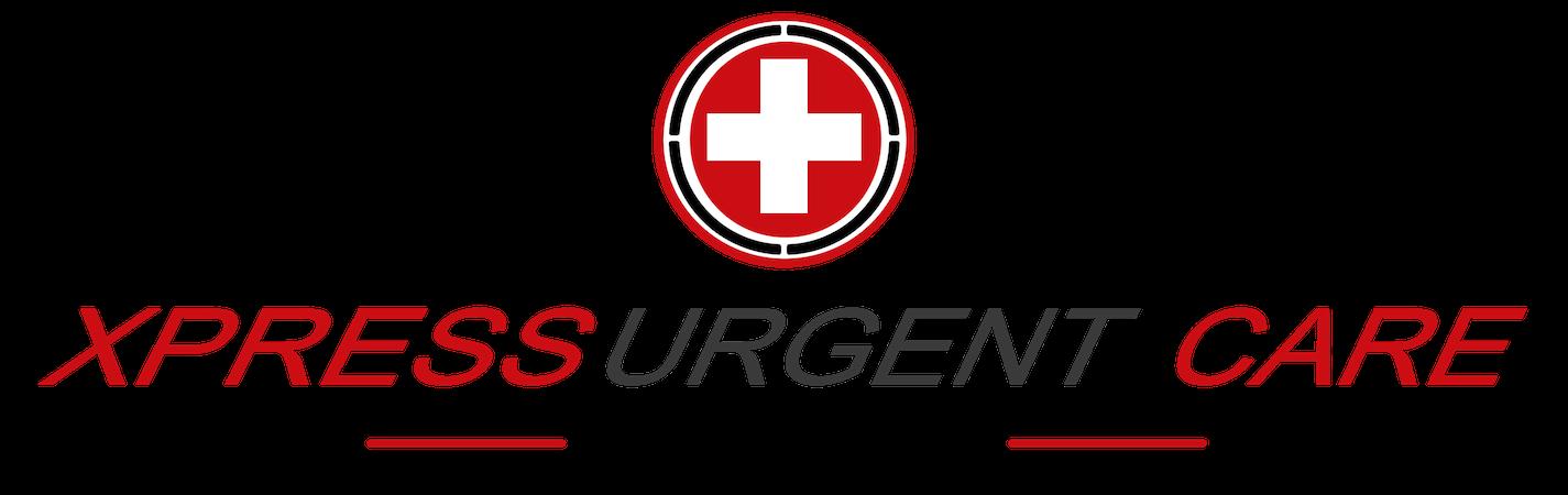 Xpress urgent care  logo