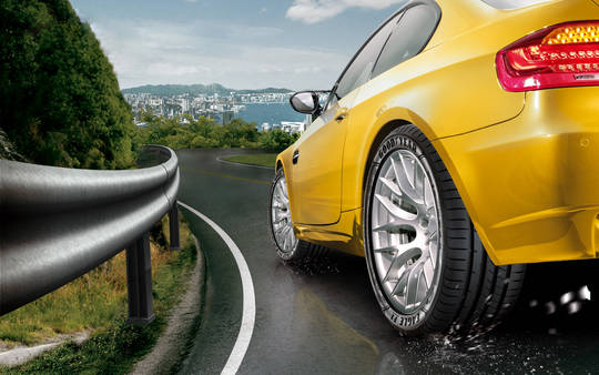 Goodyear tires sweepstakes