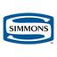 Logo simmons distribuidor
