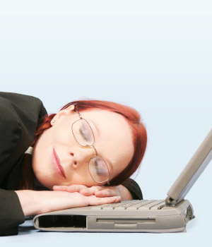 Powernapping - sleeping during work hours
