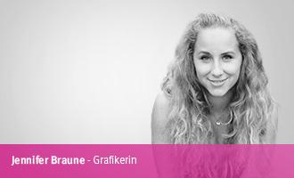 Jennifer Braune > Grafikerin