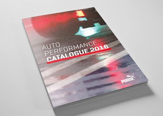 Puma Autoperformance 2016 Katalog Cover
