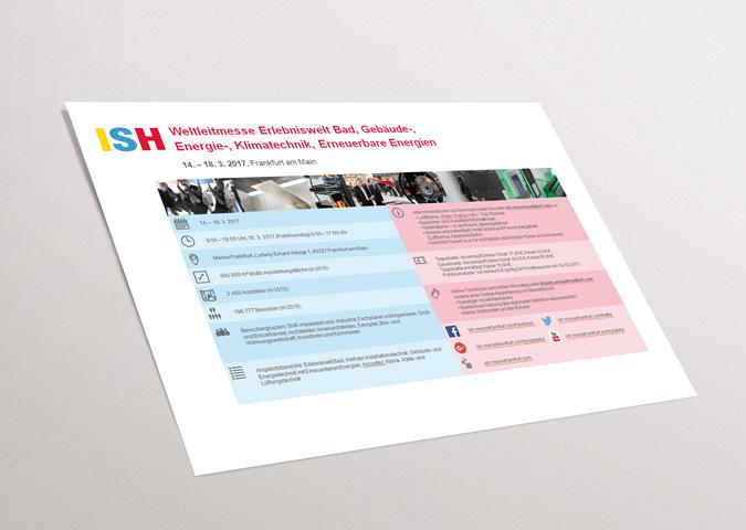 ISH 2017 Branchendaten Factsheet