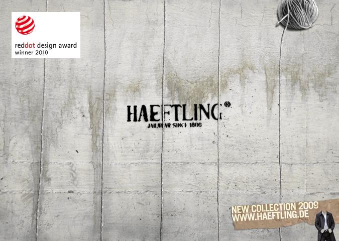 Haeftling.de Printkampagne Motiv 1